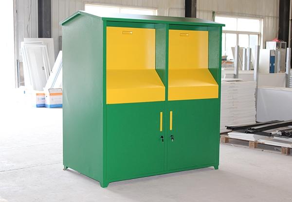 学校家具-垃圾箱