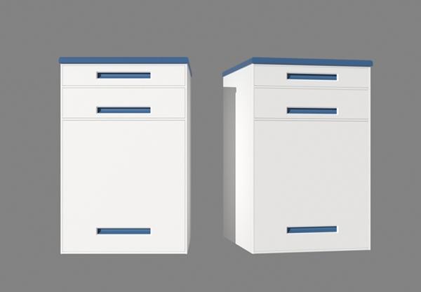 医疗家具-床边柜