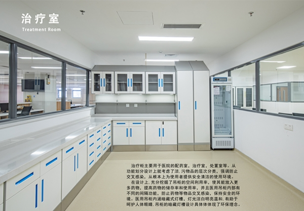 医疗家具-诊疗室