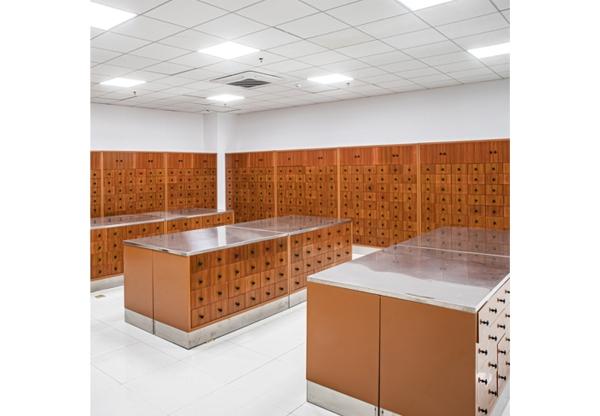 医疗家具-中药柜